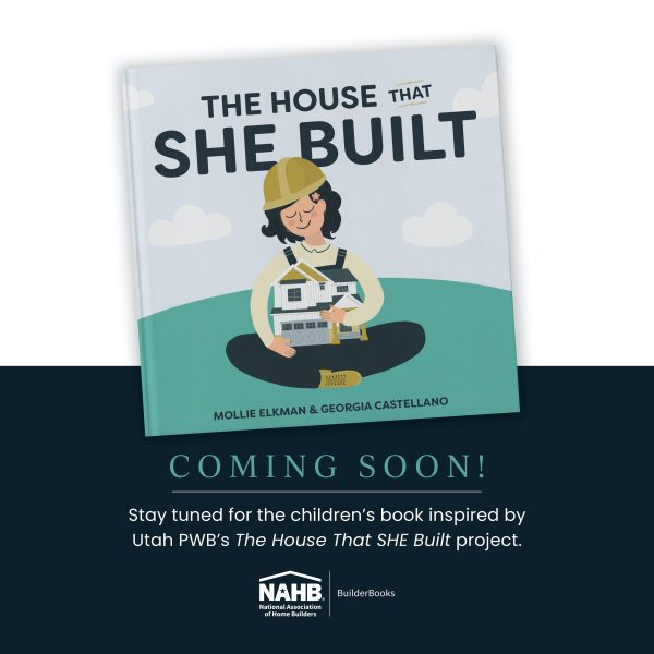 The House That SHE Built: We're Making a Children's Book!
